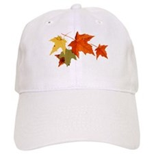 Autumn Colors Baseball Baseball Cap
