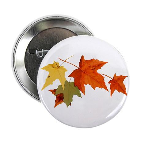 """Autumn Colors 2.25"""" Button (10 pack)"""