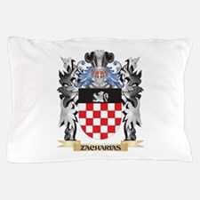 Zacharias Coat of Arms - Family Crest Pillow Case