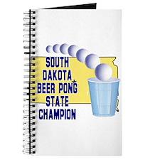 South Dakota Beer Pong State Journal