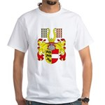 Carinthia Coat of Arms White T-Shirt