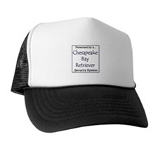 Chessie Security Trucker Hat