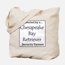 Chessie Security Tote Bag