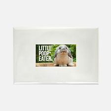 Little poop eater Magnets