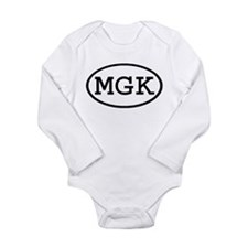 Cute Vehicles Long Sleeve Infant Bodysuit