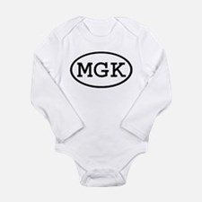 Unique International no symbol Long Sleeve Infant Bodysuit
