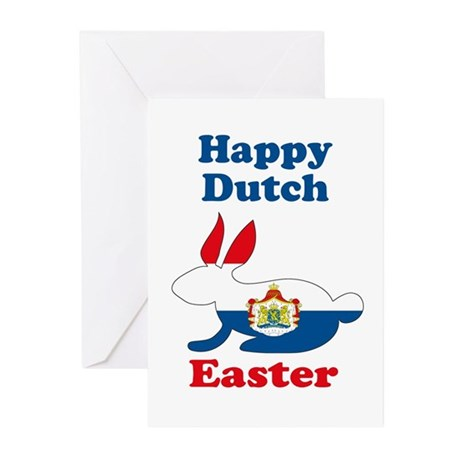 Dutch Easter Greeting Cards (Pk of 10)