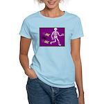 Pug-o-ween Bones Women's Light T-Shirt