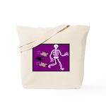 Pug-o-ween Bones Treat-or-Treat Bag