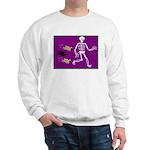Pug-o-ween Bones Sweatshirt