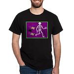Pug-o-ween Bones Dark T-Shirt