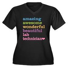 Amazing Lab Technician Plus Size T-Shirt