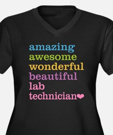 Amazing Lab Technician Plus Size T-Shirt