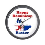 Dominican Easter Wall Clock