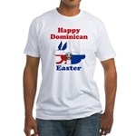 Dominican Easter Fitted T-Shirt