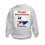 Dominican Easter Kids Sweatshirt