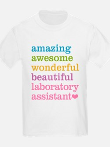 Amazing Laboratory Assistant T-Shirt