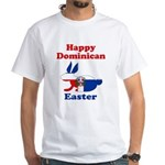 Dominican Easter White T-Shirt
