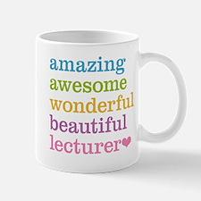Amazing Lecturer Mugs