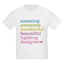 Amazing Lighting Designer T-Shirt