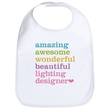 Amazing Lighting Designer Bib