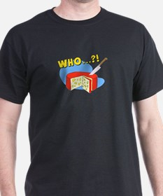 who cut the cheese? #2 T-Shirt