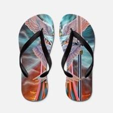 Angel Warrior Flip Flops