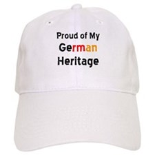 german heritage Baseball Cap
