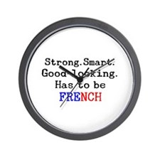be french Wall Clock