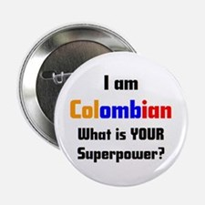 "i am colombian 2.25"" Button"