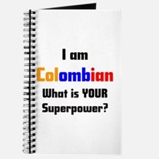 i am colombian Journal