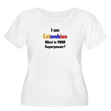 i am colombia T-Shirt