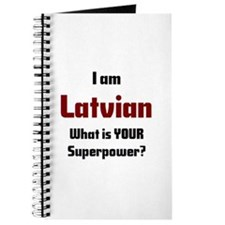 i am latvian Journal