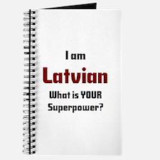 i am latvian Journal