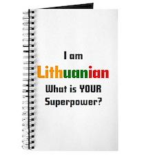 i am lithuanian Journal