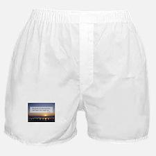 Journey Thousand Miles .. Sin Boxer Shorts