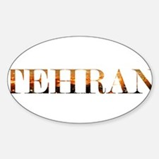 Tehran City Lights Decal