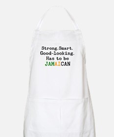 be jamaican Apron