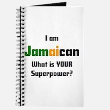 i am jamaican Journal