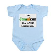 i am jamaican Onesie