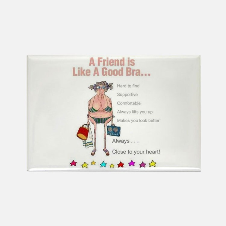 Cute Sarcasm Rectangle Magnet (10 pack)
