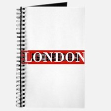 London Red Telephone Box Journal
