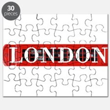 London Red Telephone Box Puzzle
