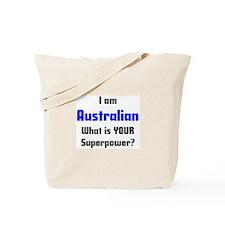i am australian Tote Bag