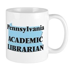 Pennsylvania Academic Librarian Mugs