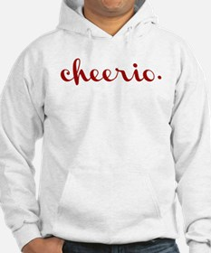 Cheerio in Red Hoodie