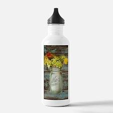 western country mason Water Bottle