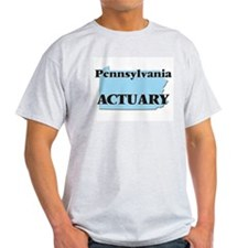 Pennsylvania Actuary T-Shirt