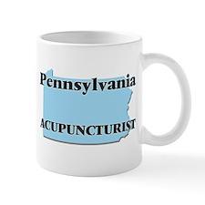 Pennsylvania Acupuncturist Mugs
