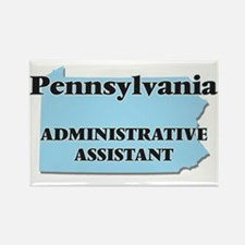 Pennsylvania Administrative Assistant Magnets